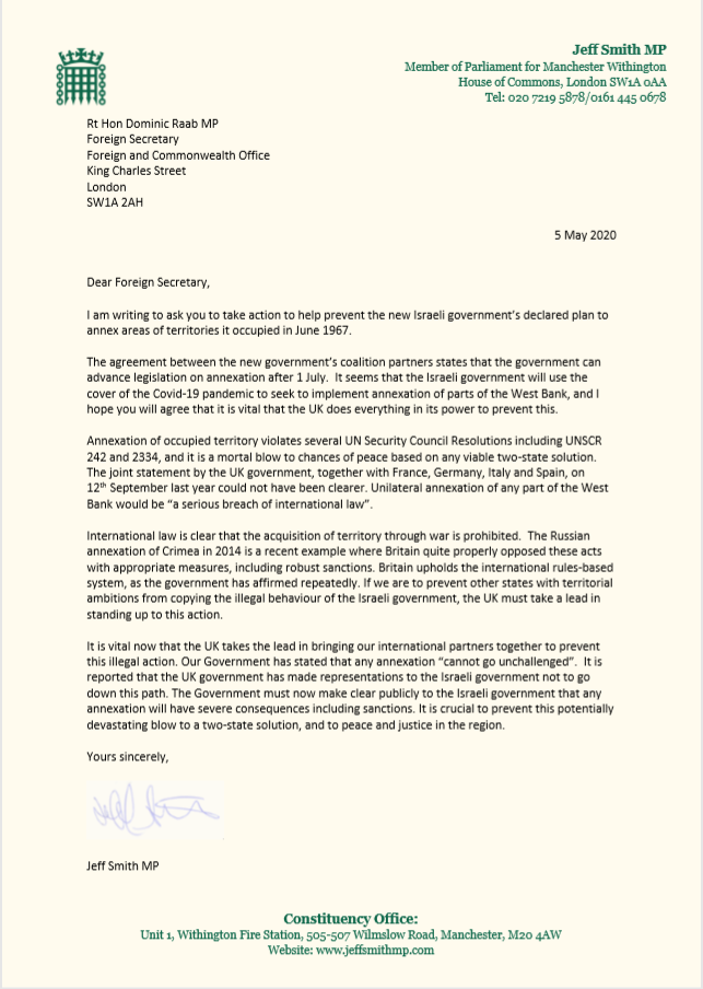 200610 formatted letter to Dominic Raab image